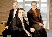 Thomas Hessler, Heiko Rauch, Jens Hewald